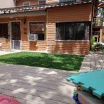 Infant Development Center Outdoor Learning Environment