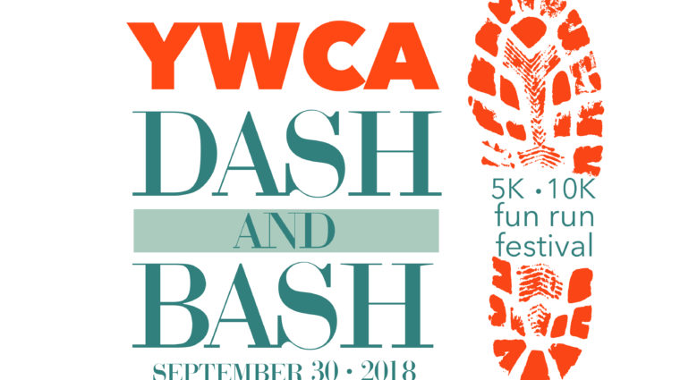 YWCA Dash and Bash logo