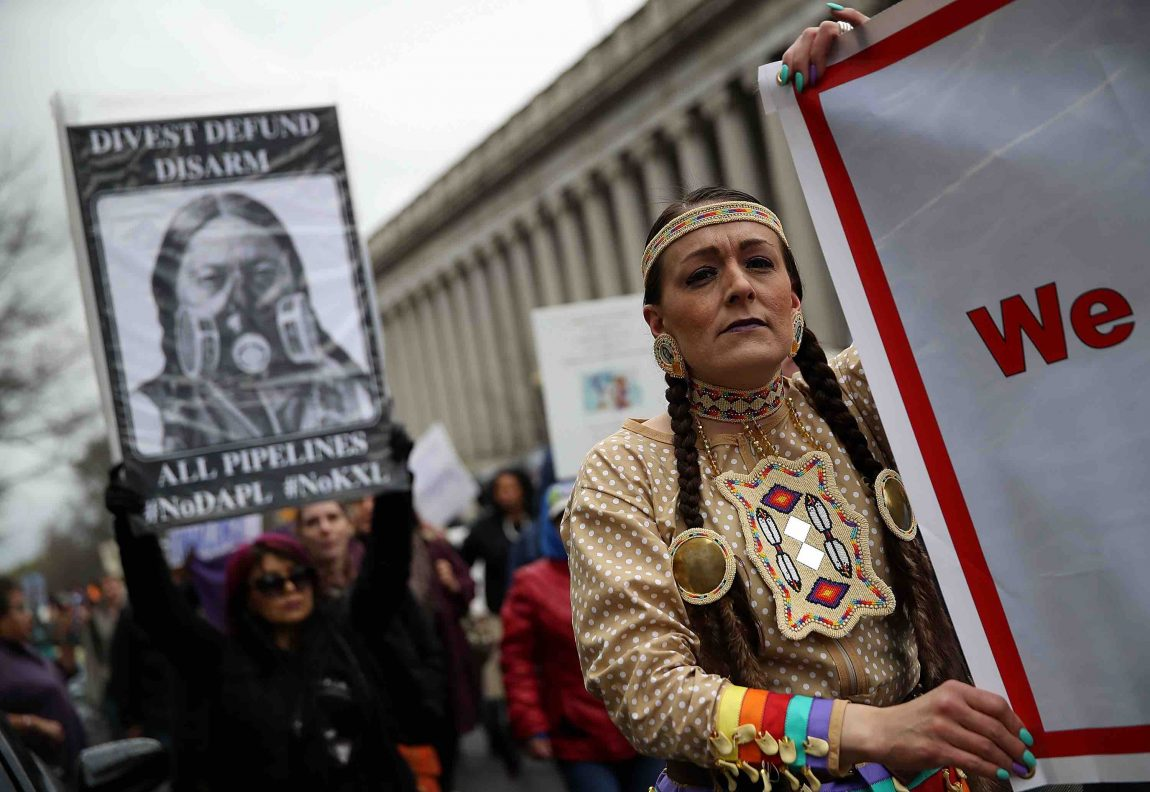 Indigenous People's March
