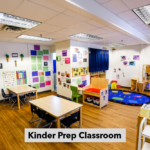 Kinder Prep Classroom