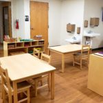 New classroom overview