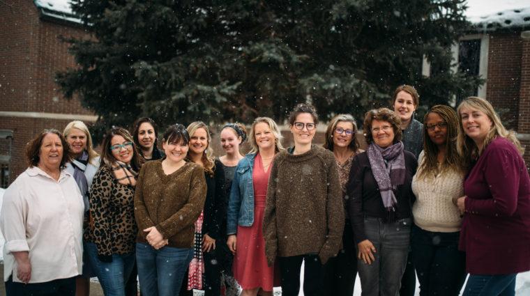 YWCA Staff December 2019