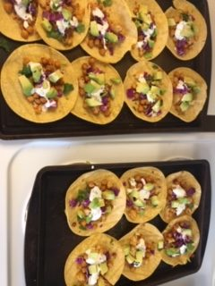 corn tortilla tacos